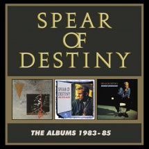 Spear of Destiny - The Albums 1983-85: 3 CD Boxset (CD)