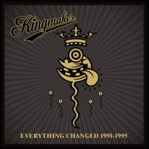 Kingmaker - Everything Changed 1991-1995: 5CD Clamshell Boxset (CD)