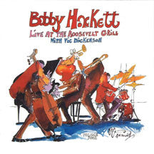 Bobby Hackett - Live At the Roosevelt Grill, (CD)