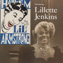 Lilette Jenkins - Music of Lil Hardin Armstron (CD)