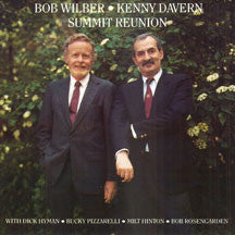 Bob Wilber & Kenny Davern - Summit Reunion (1989) (CD)