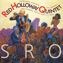 Red Holloway - S.r.o. (CD)