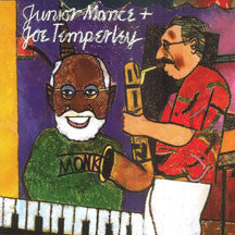Junior Mance & Joe Temperley - Music of Thelonious Monk (CD)