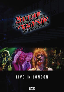 April Wine - I Like To Rock: Live In London 1981 (DVD)