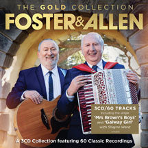 Foster & Allen - The Gold Collection (CD)