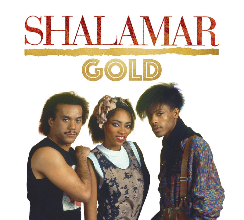 Shalamar - Gold (CD)