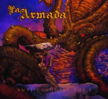 La Armada - Anti-colonial Vol. 1 (CD)