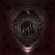 Bible Of The Devil - For The Love Of Thugs And Fools (CD)