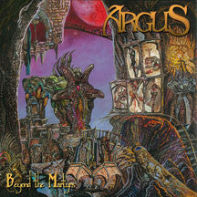 Argus - Beyond The Martyrs (CD)