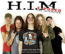 HIM - X-Posed: Interview Unauthorized (CD)