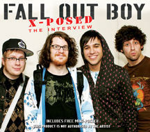 Fall Out Boy - X-Posed: The Interview (CD)