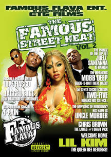 Famous Street Heat Vol 2 (DVD)
