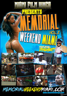 Memorial Weekend Miami (DVD)