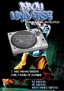 BBoy Universe: Phenomenal Evolution (DVD)