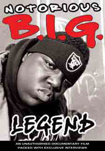 Notorious B.i.g. - Legend Unauthorized (DVD)