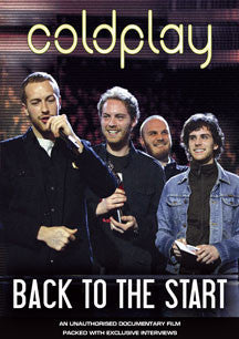 Coldplay - Back To The Start Unauthorized (DVD)