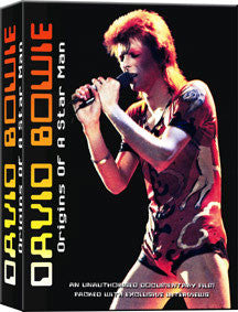 David Bowie - Origins Of A Starman Unauthorized (DVD)