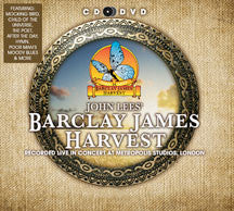 Barclay James Harvest - Live In Concert At Metropolis Studios (CD/DVD)