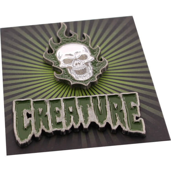 Creature Skateboards Enamel Pin Set