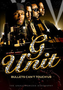 G-Unit - Bullets Can't Touch Us Unauthorized (DVD)