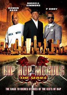 Hip Hop Moguls:  The Rags To Riches Stories Of The CEO's Of Rap (DVD)