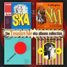 The Treasure Isle Ska Albums Collection (CD)