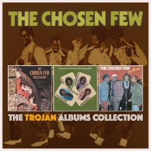 Chosen Few - The Trojan Albums Collection: Original Albums Plus Bonus Tracks (CD)