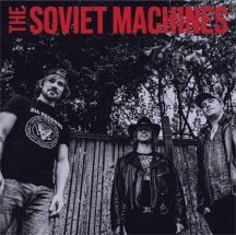 Soviet Machines - The Soviet Machines (LP)