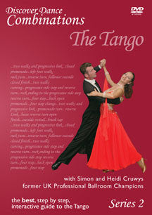 Discover Dance Combinations - The Tango Series 2 (DVD)