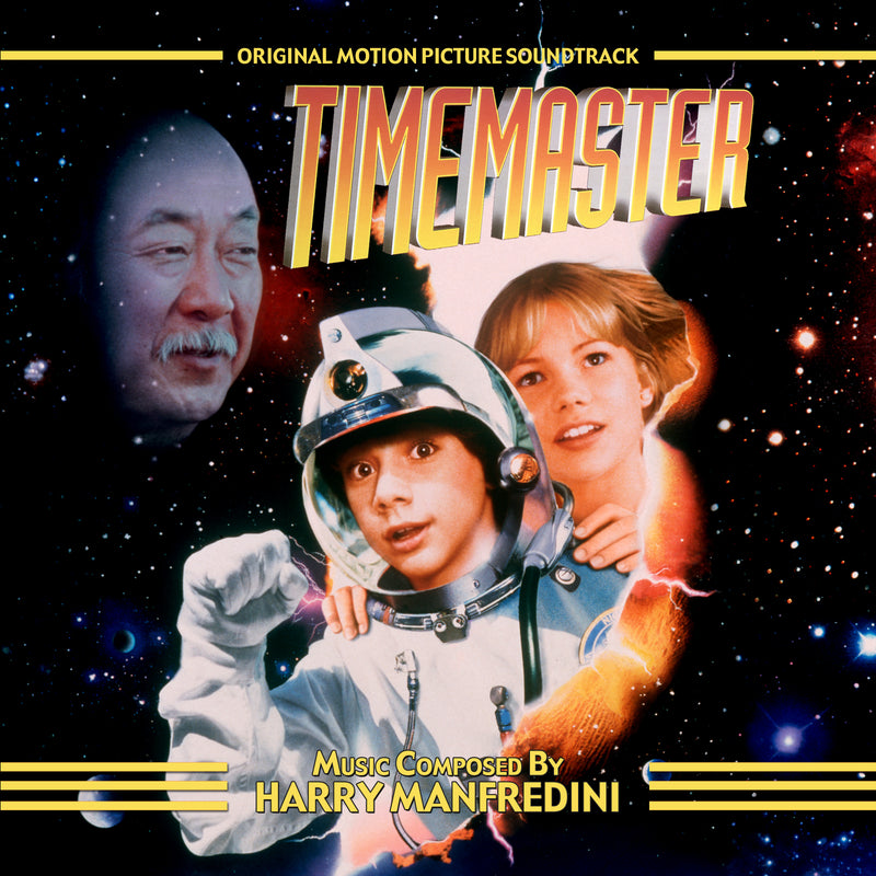 Harry Manfredini - Timemaster: Original Motion Picture Soundtrack (CD)