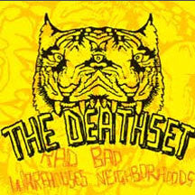 Death Set - Rad Warehouses Bad Neighborhoo (CD)
