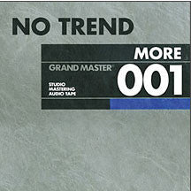 No Trend - More (CD)