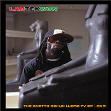Labtekwon - The Ghetto Dai Lai Llama Tv Ep (DVD)