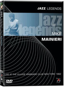 Mike Mainieri - Jazz Legends (DVD)