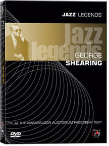 George Shearing - Jazz Legend (DVD)