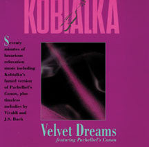 Daniel Kobialka - Velvet Dreams (CD)