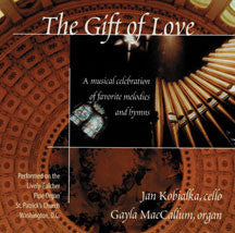 Gayla Kobialka Jan/maccallum - The Gift Of Love (CD)