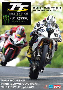 Isle Of Man TT Official Review 2014 (DVD)