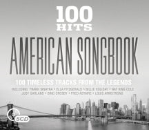 100 Hits: American Songbook (CD)