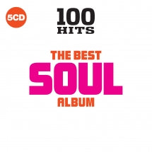 100 Hits: The Best Soul Album (CD)
