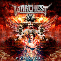 Warchest - Downfall (CD)