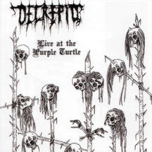 Decrepid - Live At The Purple Turtle (CD)