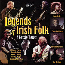 Legends Of Irish Folk: Parcel Of Rogues (CD)