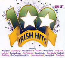 100 Irish Hits (CD)