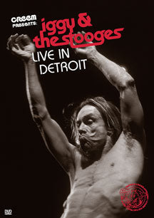 Iggy and the Stooges - Live in Detroit 2003 (DVD)
