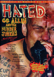 GG Allin - Hated (DVD)