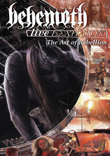 Behemoth - Live Eschaton: Theart Of Rebellion (DVD)
