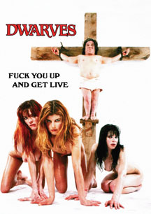 Dwarves - F*ck You Up And Get Live (DVD)