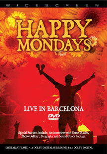 Happy Mondays - Live In Barcelona (DVD)