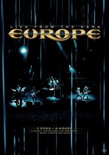 Europe - Live From The Dark (DVD)